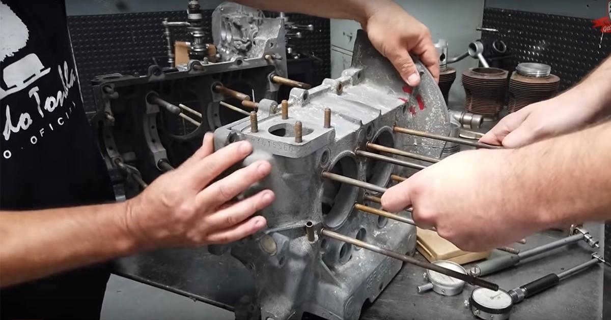 Projeto Gurgel: retífica do motor começa mal, mas termina bem
