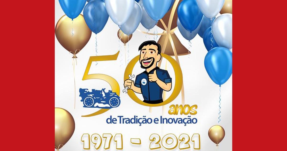 50 anos Scopino