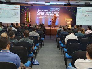 SABÓ participa de painel e recebe prêmio no Congresso SAE 2019