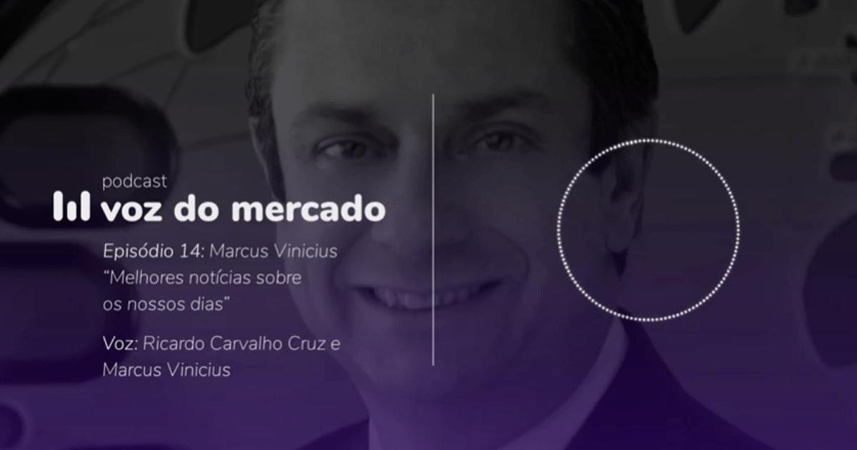 podcast Marcus Vinicius