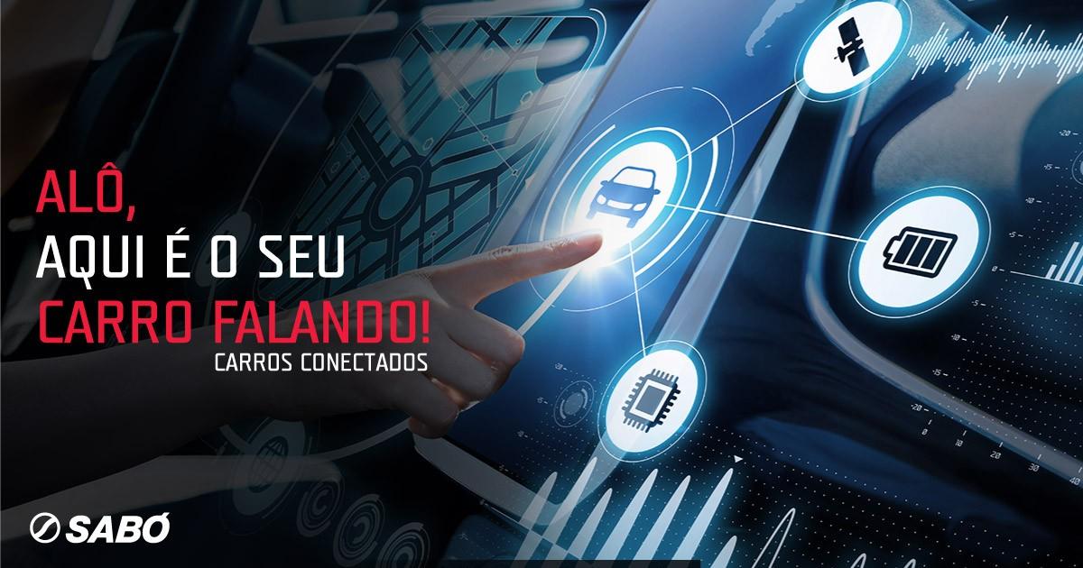 Já saiu o novo e-book SABÓ: Carros conectados