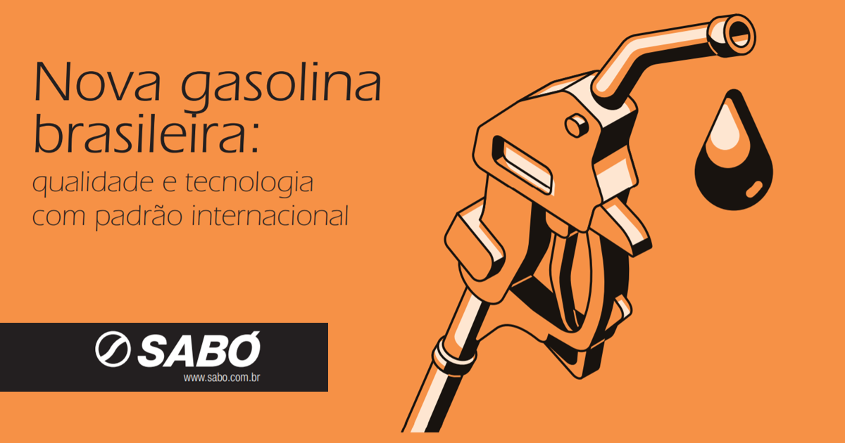 Nova gasolina brasileira ebook