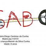 Diego Cardoso da Cunha 110151 Marieh da Silva Cunha 8 anos