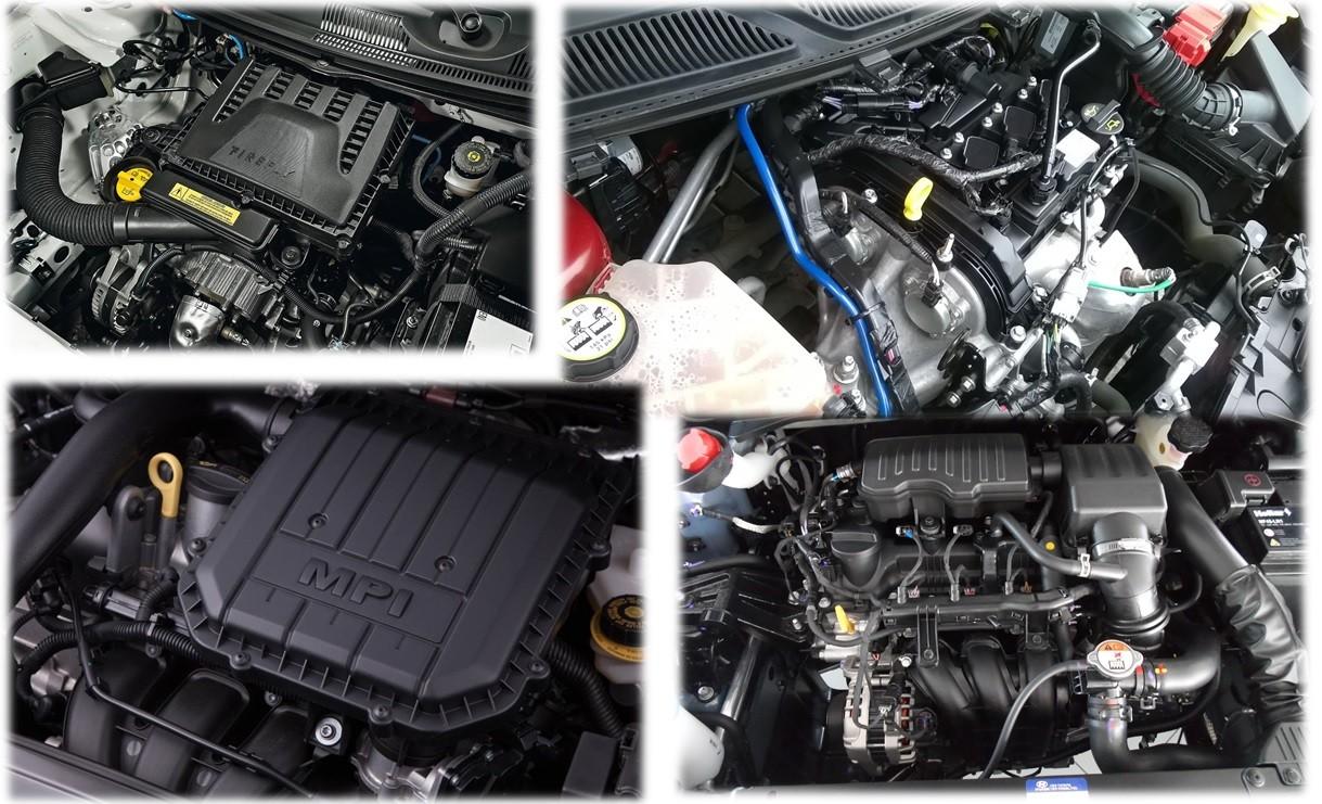 Carros com motores de 3 cilindros podem contar com a linha completa de produtos SABÓ