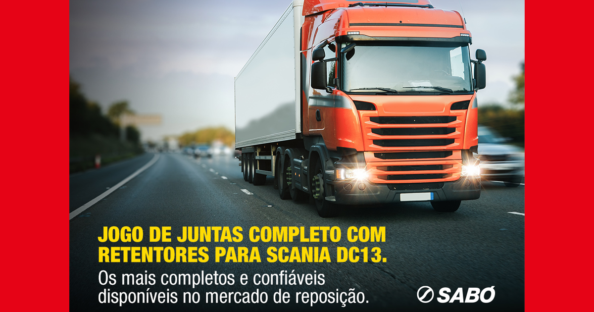 Scania DC13