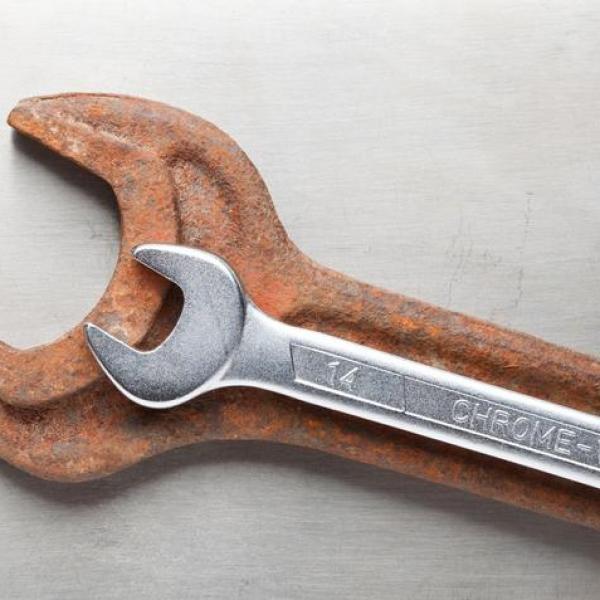 Cuide bem das ferramentas da sua oficina