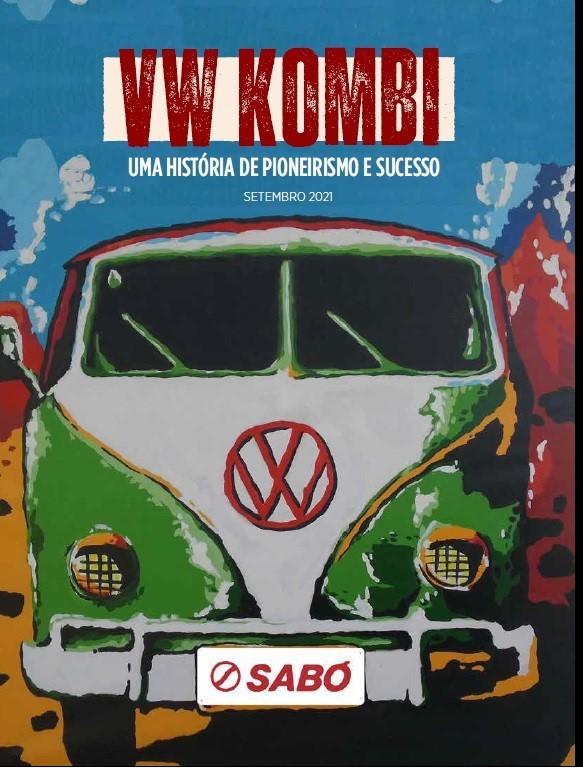 É uma van, um utilitário ou um carro de passeio? Não, é a perua Kombi!